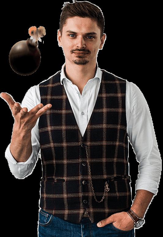 Erwin Gałan Marketingowiec